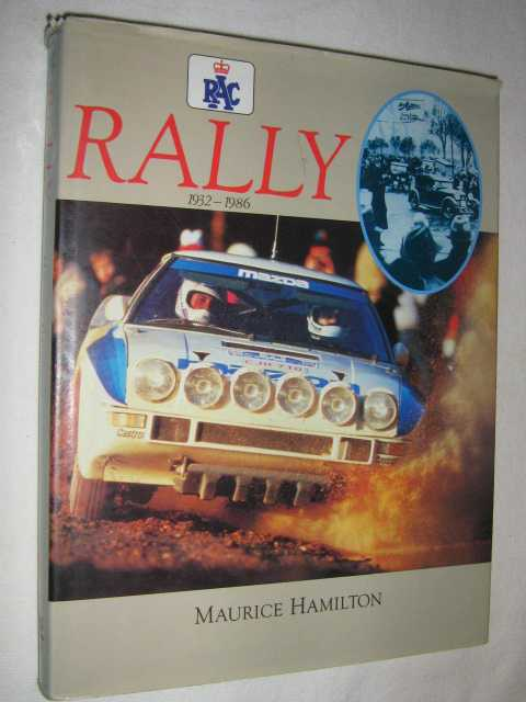 Image for Rally: 1932 to 1986