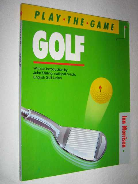 Image for Golf - Play the Game Series