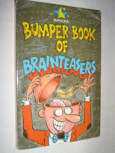 Image for Bumper Book of Brainteasers
