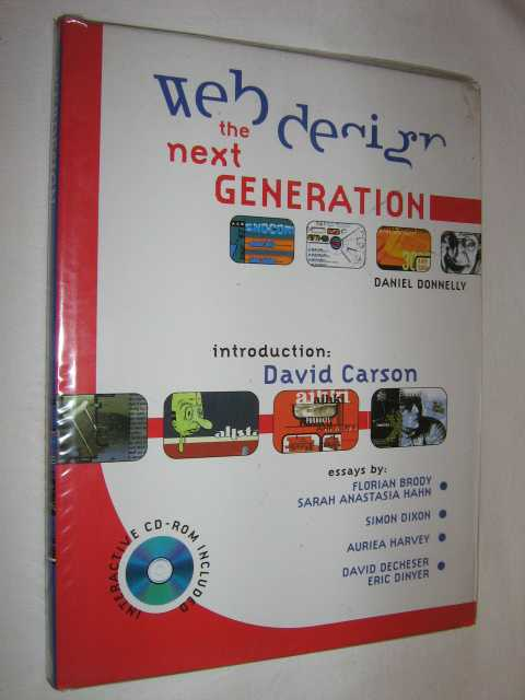 Image for Web Design the Next Generation
