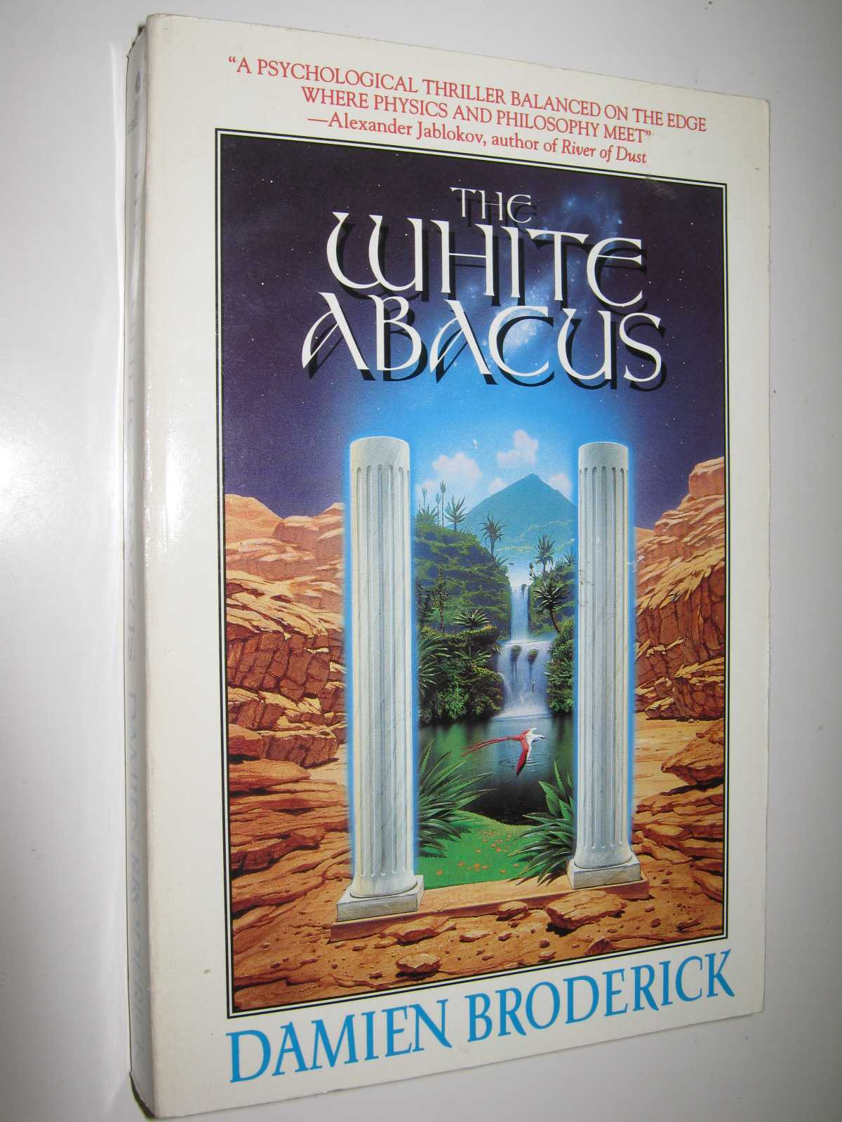 Image for The White Abacus