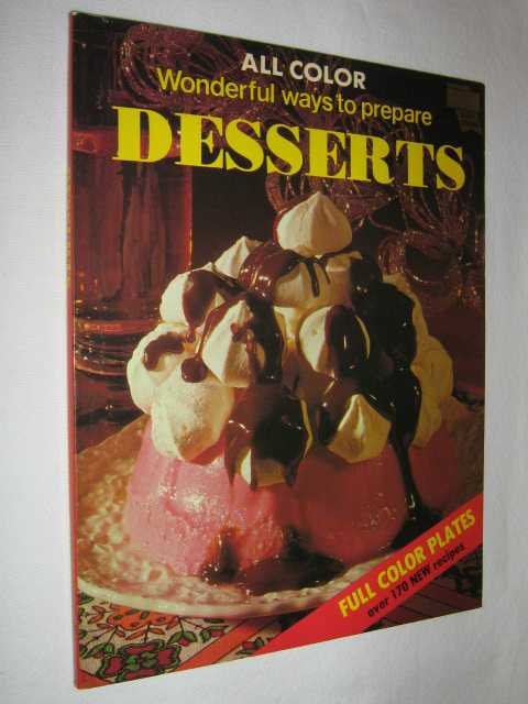 Image for Wonderful Ways to Prepare Desserts