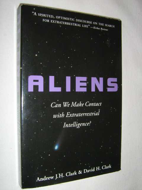 Image for Aliens: Can We Make Contact with Extraterrestrial Intelligence?