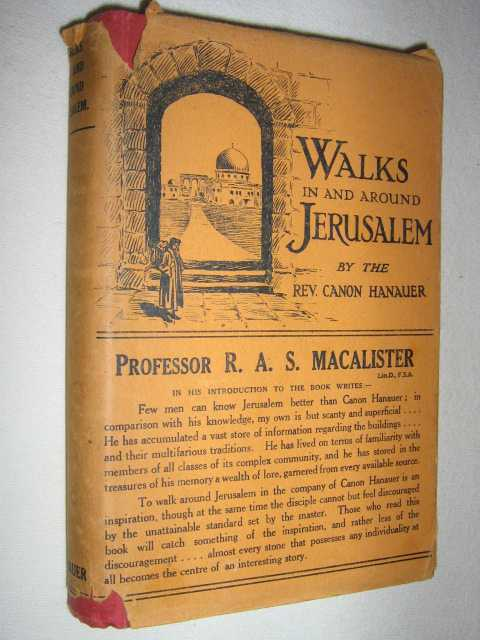Image for Walks In And Around Jerusalem