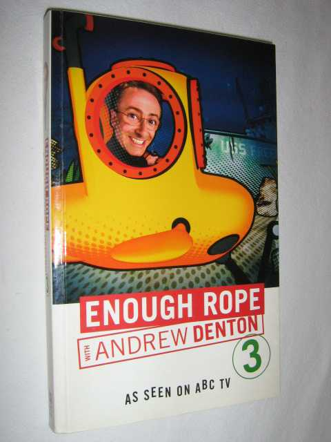 Image for Enough Rope 3