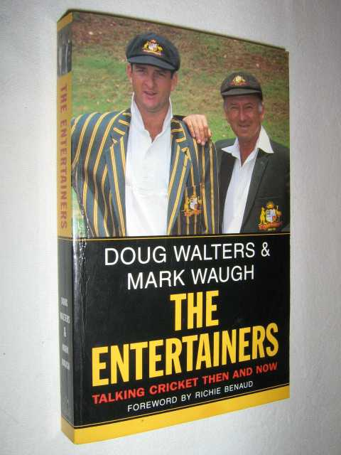 Image for The Entertainers : Talking Cricket Then and Now