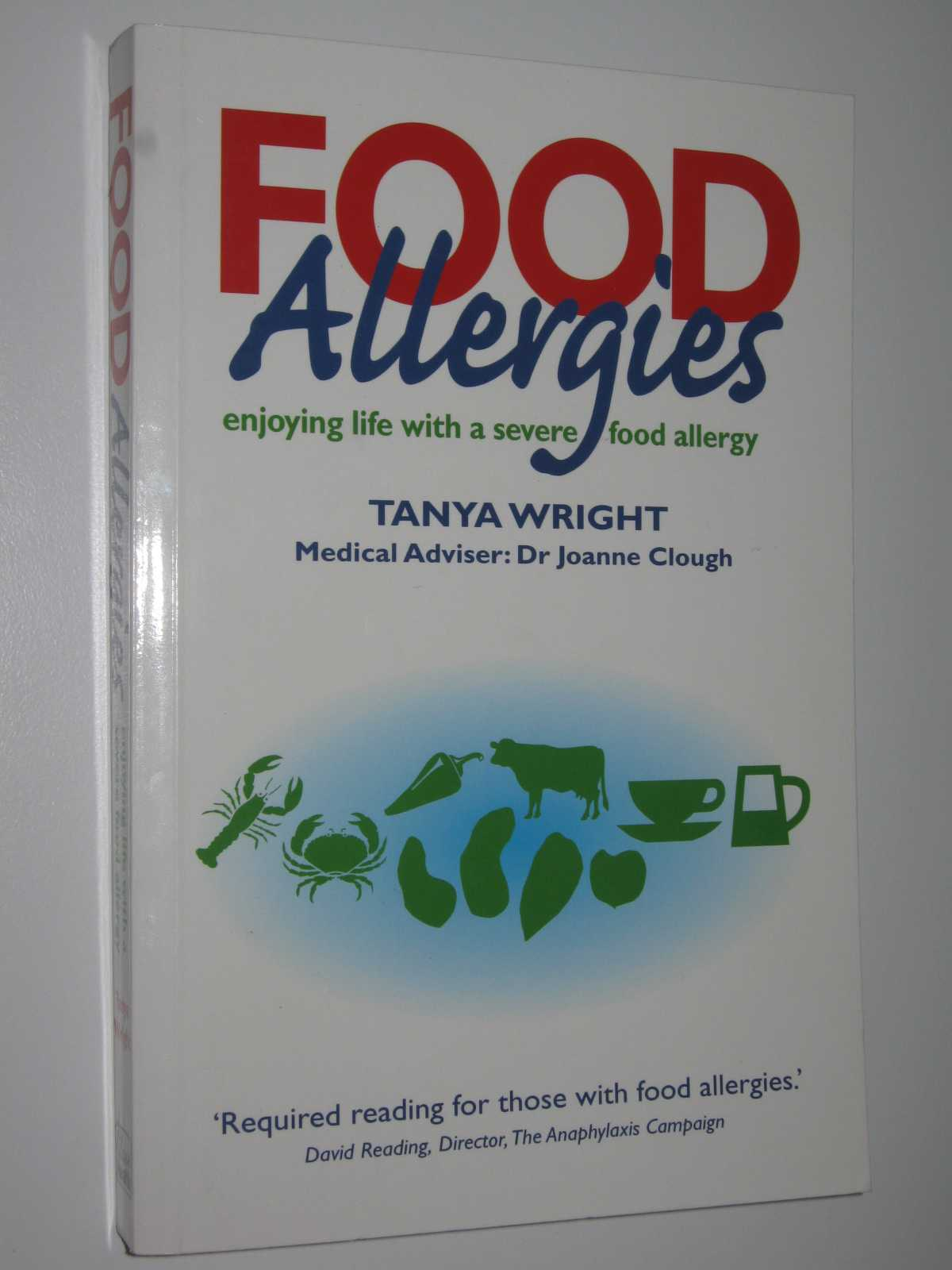 Image for Food Allergies : Enjoying Life with a Severe Food Allergy