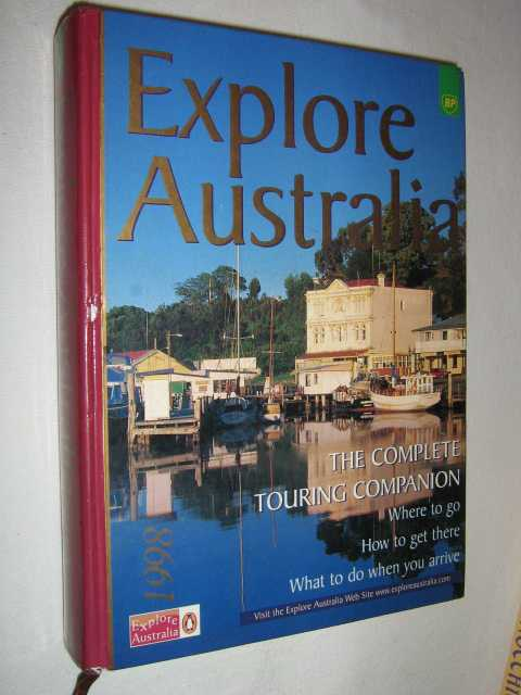Image for Explore Australia 1998 : The Complete Touring Companion