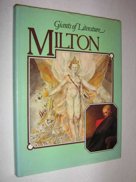 Image for Milton - Giants of Literature Series