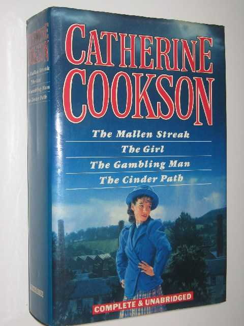 Image for The Mallen Streak; The Girl; The Gambling Man; The Cinder Path