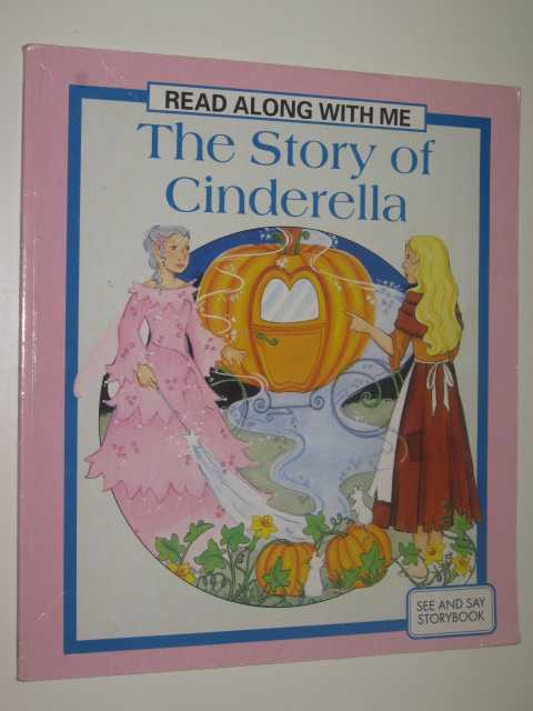 Image for The Story of Cinderella - Read Along With Me Series