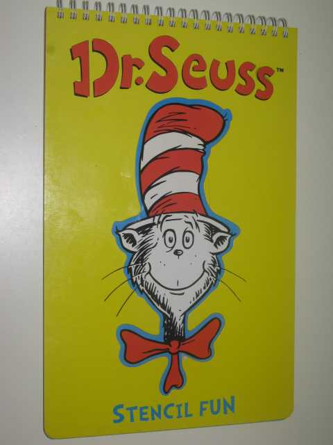 Image for Dr. Seuss Stencilling Book
