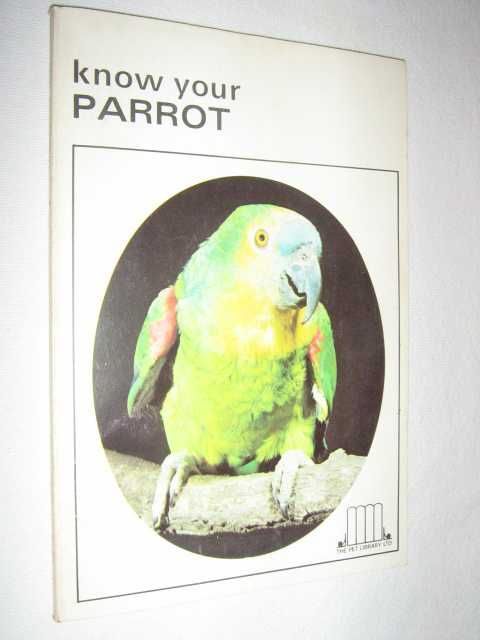 Image for Know Your Parrot