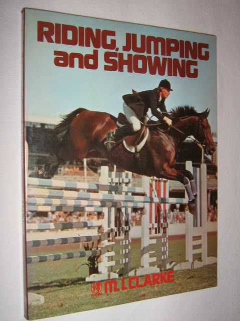 Image for Riding, Jumping and Showing