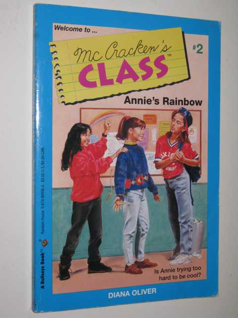 Image for Annie's Rainbow - McCracken's Class Series #2