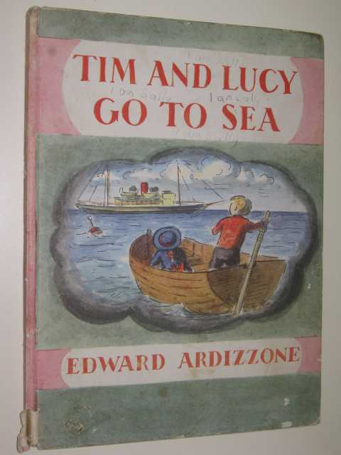 Image for Tim & Lucy go to Sea