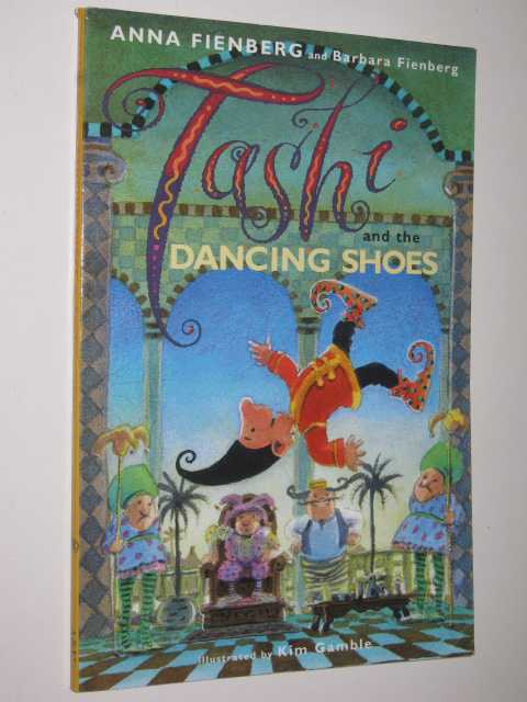 Image for Tashi and the Dancing Shoes