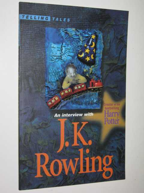 Image for An Interview with J.K. Rowling