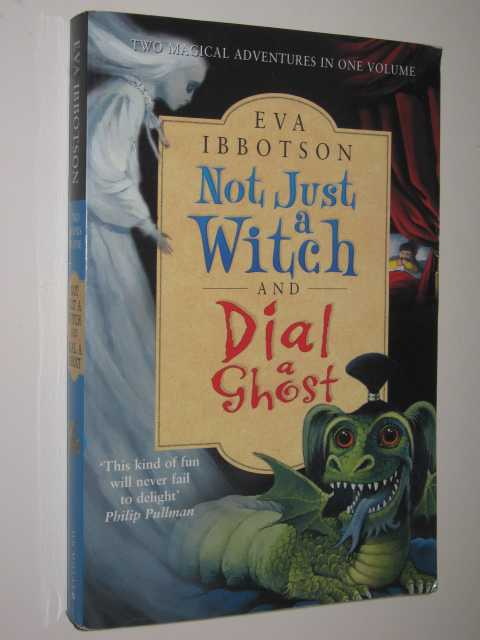 Image for Not Just a Witch and Dial a Ghost