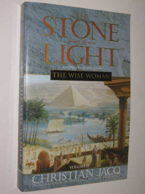 Image for The Wise Woman - The Stone of Light Series #2