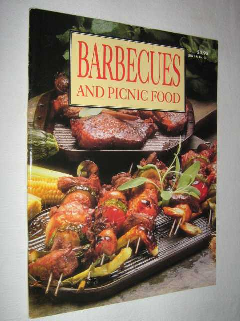 Image for Barbecues and Picnic Food
