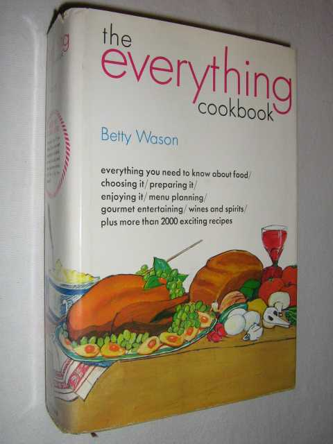 Image for The Everything Cookbook