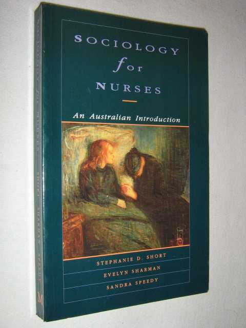 Image for Sociology for Nurses : An Australian Introduction