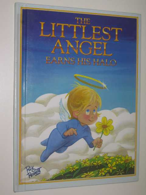 Image for The Littlest Angel Earns His Halo