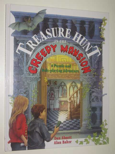 Image for Treasure Hunt in the Creepy Mansion