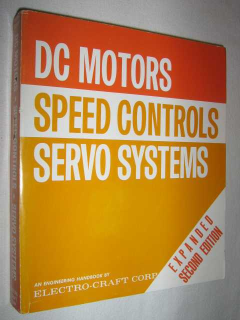 Image for DC Motors Speed Controls Servo Systems : An Engineering Handbook