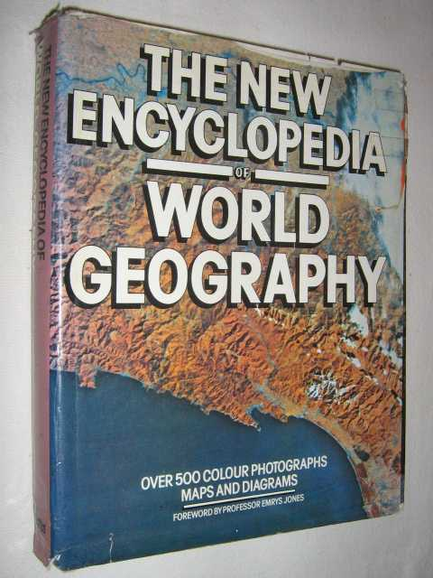 Image for The New Encyclopedia of World Geography