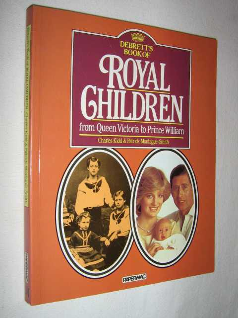 Image for Debrett's Book of Royal Children