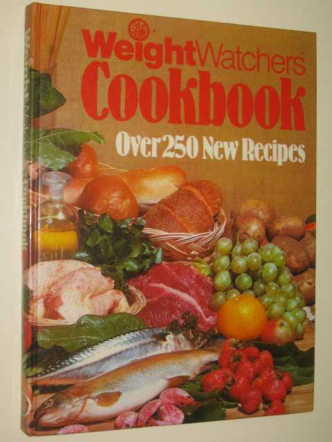 Image for Weight Watchers Cookbook