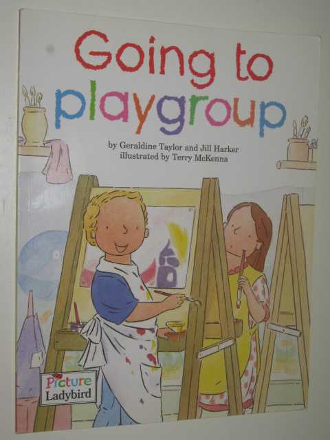 Image for Going to Playgroup
