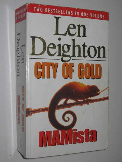 Image for City of Gold + MAMista