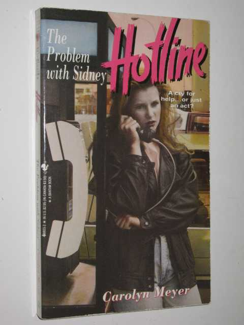 Image for The Problem With Sidney - Hotline Series #2