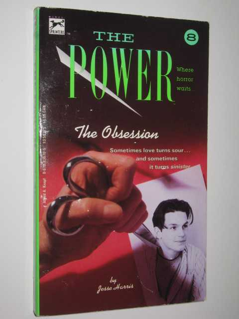 Image for The Obsession - The Power Series #8