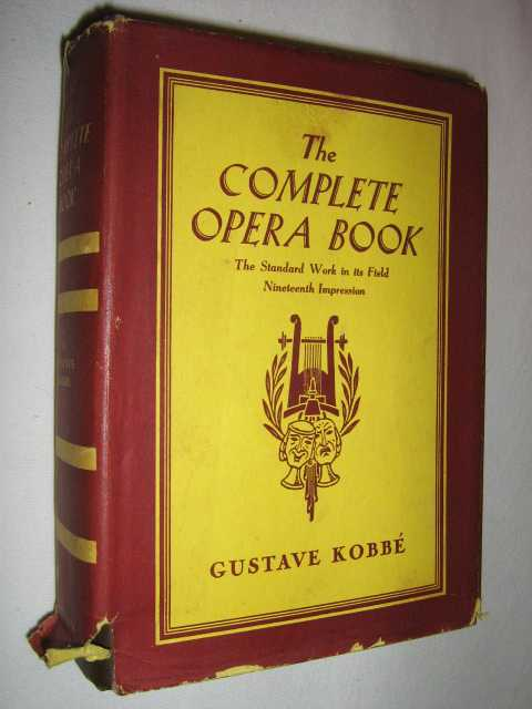 Image for The Complete Opera Book