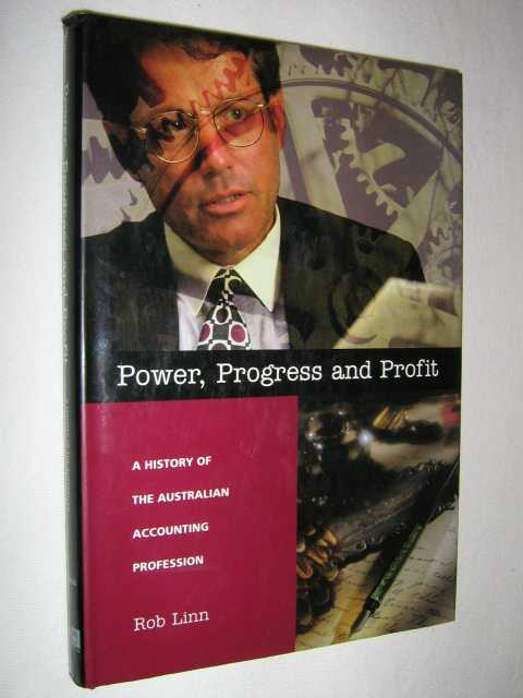 Image for Power, Progress and Profit : A History of the Australian Accounting Profession