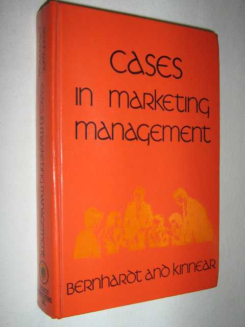 Image for Cases in Marketing Management