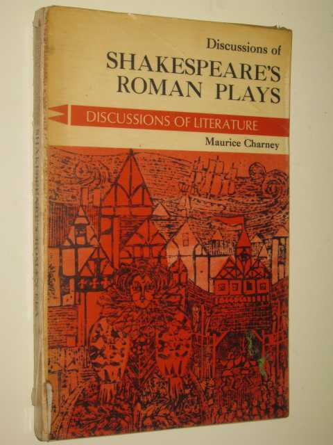 Image for Discussions of Shakespeare's Roman Plays