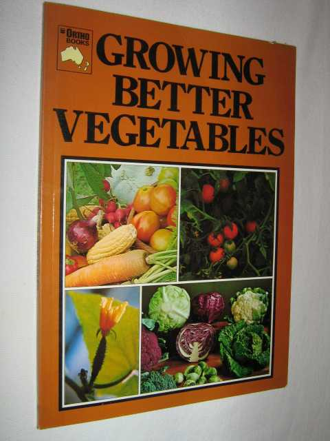 Image for Growing Better Vegetables