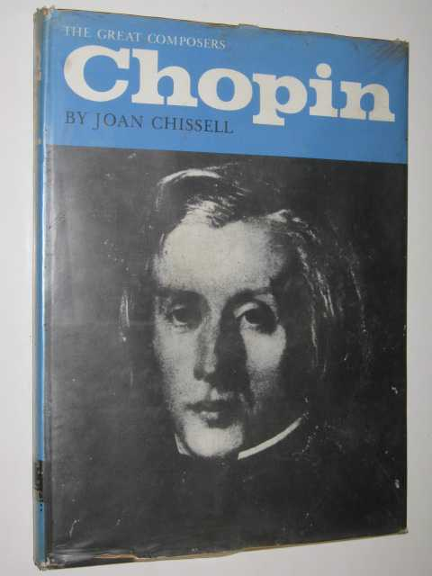 Image for Chopin - The Great Composers Series