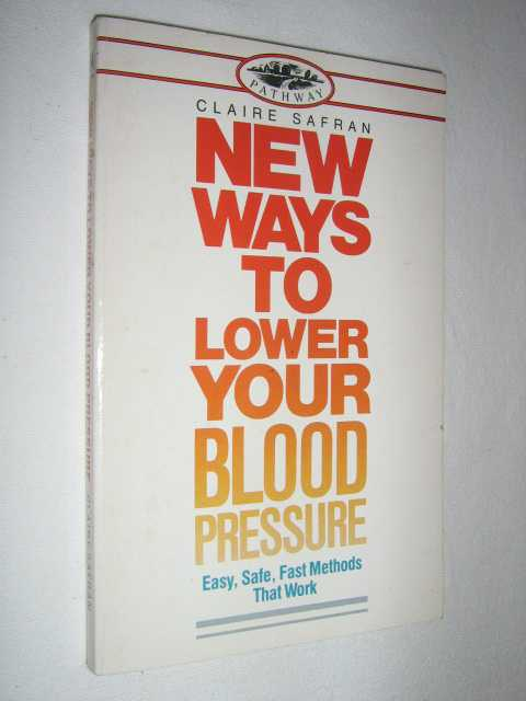 Image for New Ways To Lower Your Blood Pressure