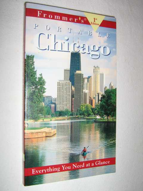 Image for Frommer's Portable Chicago