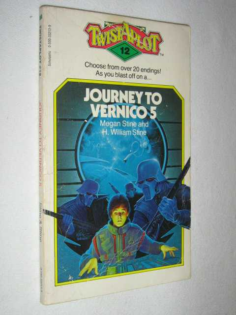 Image for Journey to Vernico 5 - Twist-A-Plot Series #12