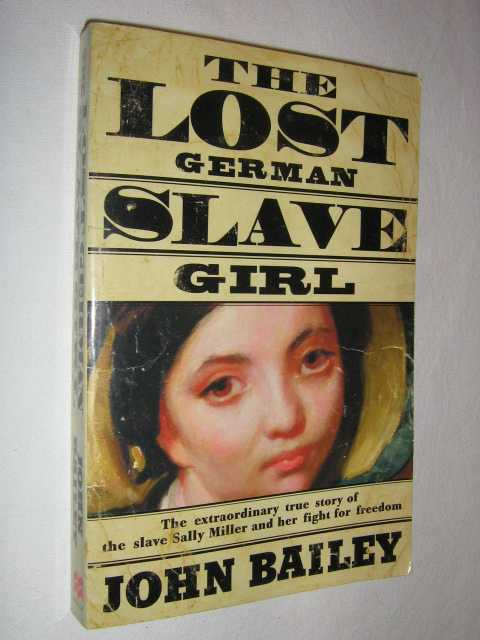 Image for The Lost German Slave Girl