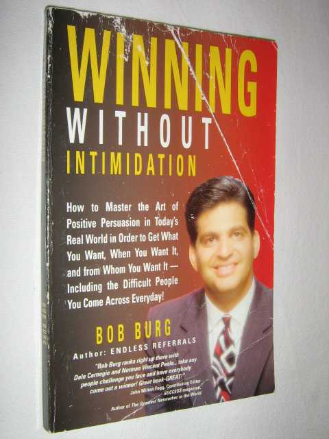 Image for Winning Without Intimidation
