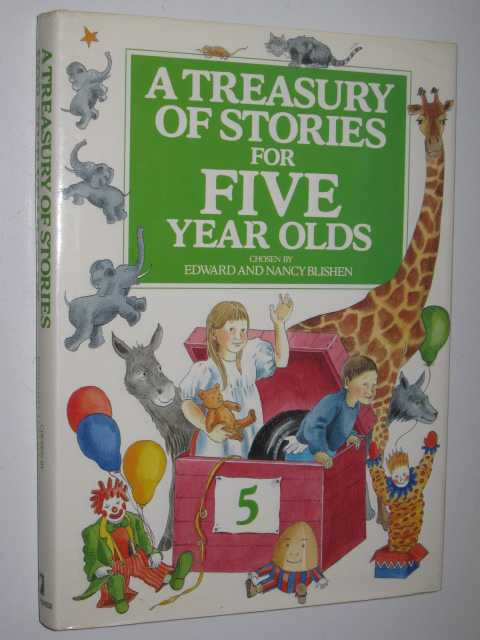 Image for A Treasury of Stories for Five Year Olds