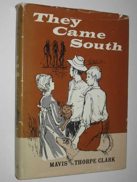 Image for They Came South